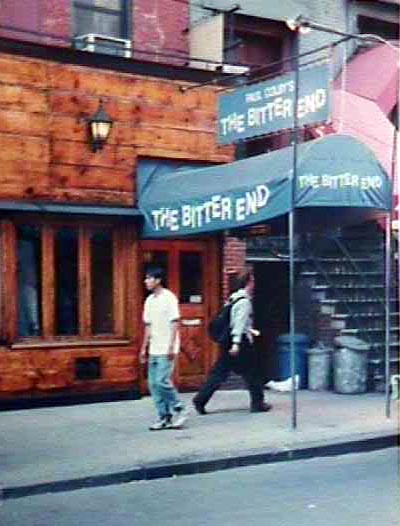 [The Bitter End]