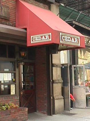 [Cedar Tavern]
